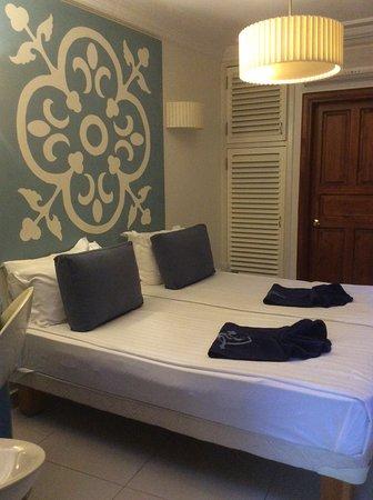 Alp Pasa Hotel : Goode, our room.