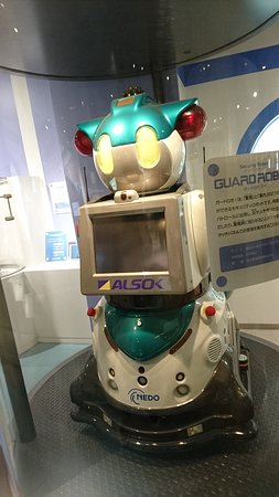Science Museum: Robots ;-)