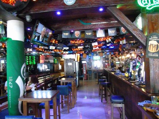 Black Gold Saloon: Lounge Bar