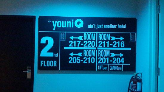the youniQ Hotel : 20161030_203319_large.jpg