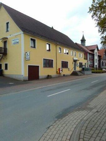 Schieder-Schwalenberg, Germany: Gaststätte seid acht Generationen im Familienbesitz