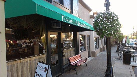 Donatello S Italian Restaurant Downtown Carmel Indiana