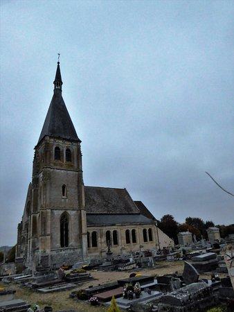 l'église d'Anet