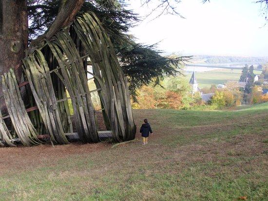 Centro, França: Vista sulla valle della Loira