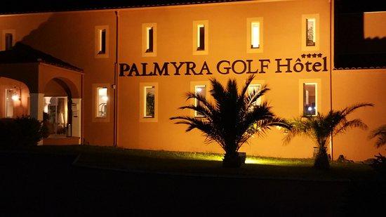 Palmyra Golf Hotel Photo