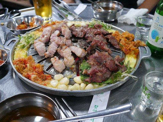 zenkimchi korean food tours next level korean bbq