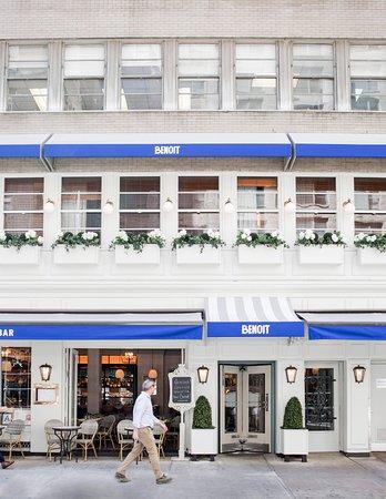 Photo of French Restaurant Benoit Restaurant & Bar at 60 W 55th St, New York, NY 10019, United States