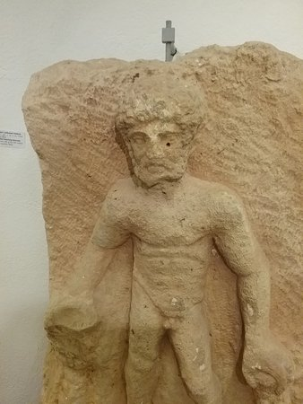 Skrip, Croacia: Sculpture in Brac Museum