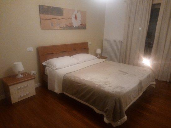 Abano Terme, Italy: camera da letto matrimoniale