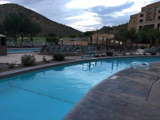 JW Marriott Tucson Starr Pass Resort & Spa: lazy river