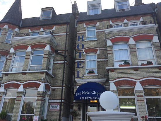 Euro Hotel Clapham Picture Of Clapham South Dudley Hotel London