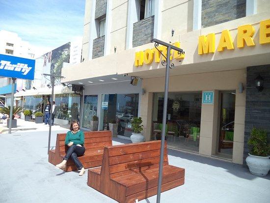 Hotel Marbella: Imagem da fachada