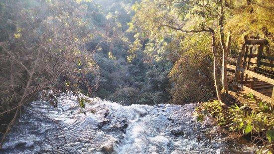 Cassorova Eco Park : Cachoeira do Cassorova