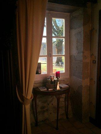 Aubusson, France: depuis le petit salon