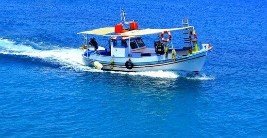 Makarounas Fishing Trip Rhodes