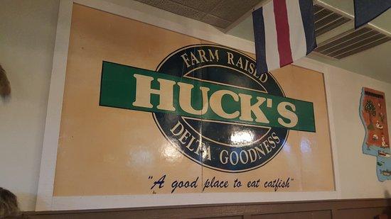 Denison, TX: Huck's Catfish