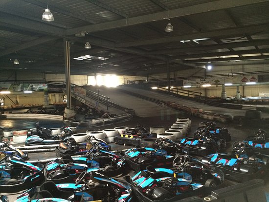 Karting Indoor Develier