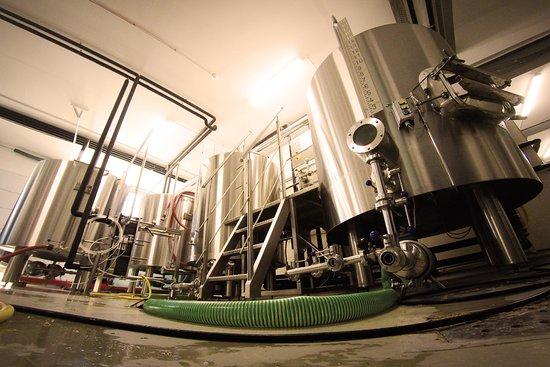 Xewkija, Мальта: Brewery Equipment
