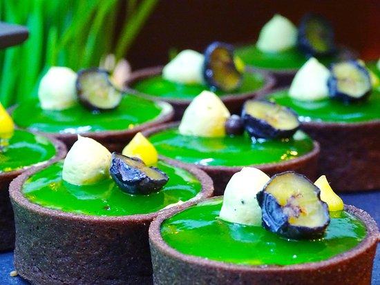 Benihana Restaurant: Matcha desserts