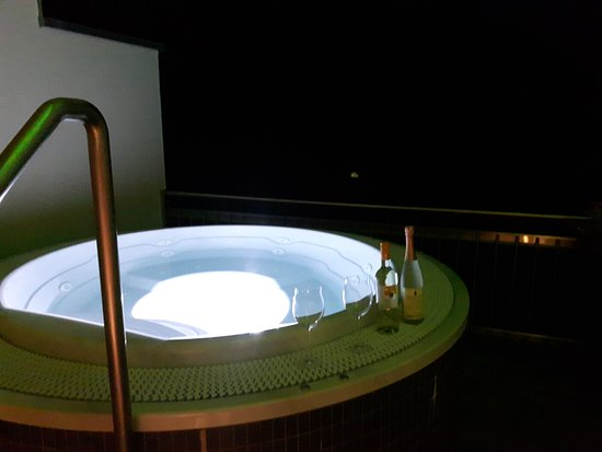 Lalling, Niemcy: Privater Whirlpool gegen Aufpreis