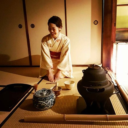 Tea Ceremony Experience En