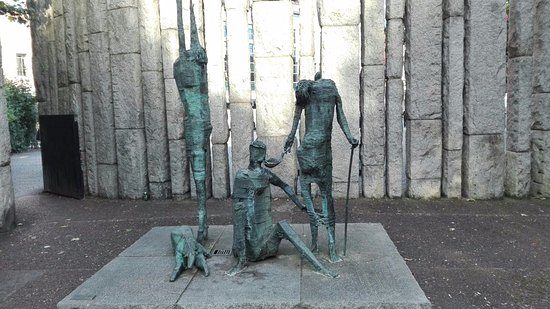 The Famine Sculptures: Famine