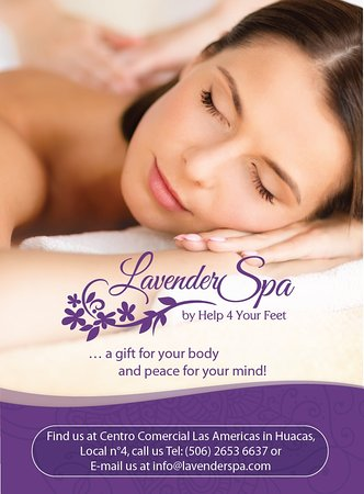 Lavender Spa by Help 4 Your Feet