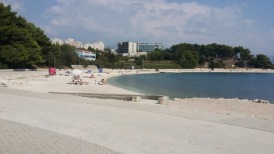 Radisson Blu Resort Split: Beach 15 min från Radisson