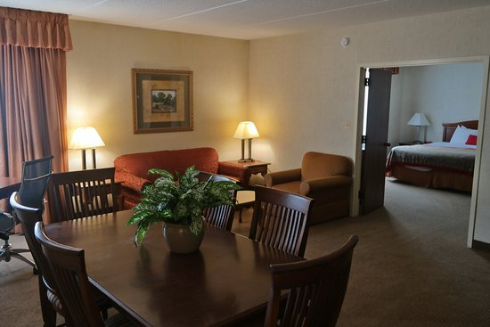 Ramada Waukegan/Gurnee: Executive King Suite