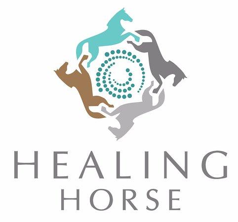 Bonsall, CA: Healing Horse Logo