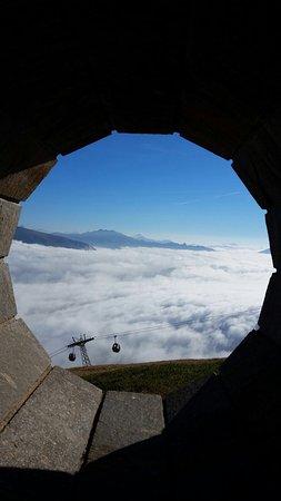 Monte Tamaro: Sopra le nuvole c'è sempre il sole