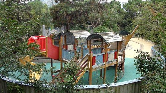 jardin atlantique de paris jeux pour enfants - Jardin Atlantique
