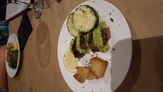 Comstock Park, MI: 11 course meal