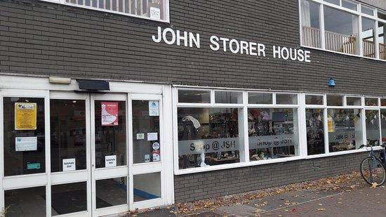 John Storer House Shop