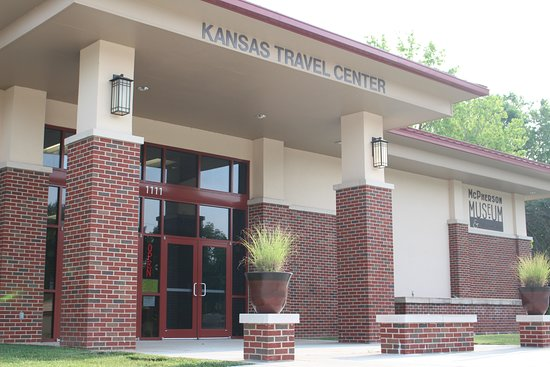 Kansas Travel Center at the McPherson Museum