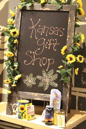 Kansas Gift Shop at the McPherson Museum