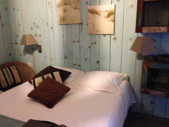 Chambre no1 photo de hotel la roseraie fouras tripadvisor for Hotel a fouras