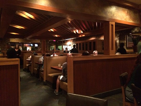 Wood Ranch BBQ & Grill: Dining area - Garlic Bread - Picture Of Wood Ranch BBQ & Grill, Anaheim