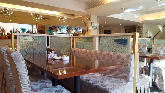 Yong An Hotel: Restauracja hotelowa