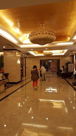 Yong An Hotel: Hol- recepcja