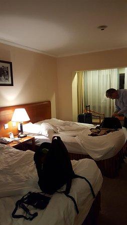 Yong An Hotel: Nasz pokój