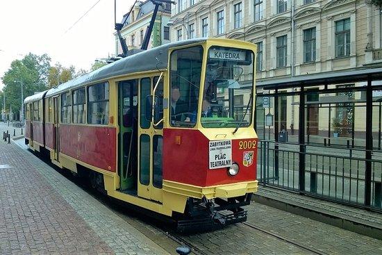 Historic Tram Line