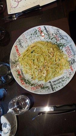 Yutz, France : spaghettis ?
