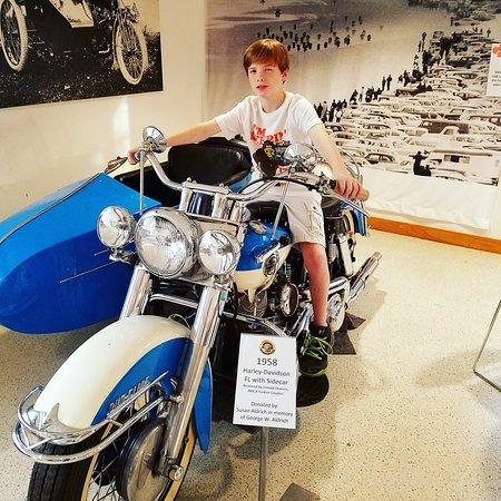 Pickerington, Огайо: Motorcycle Hall of Fame Museum