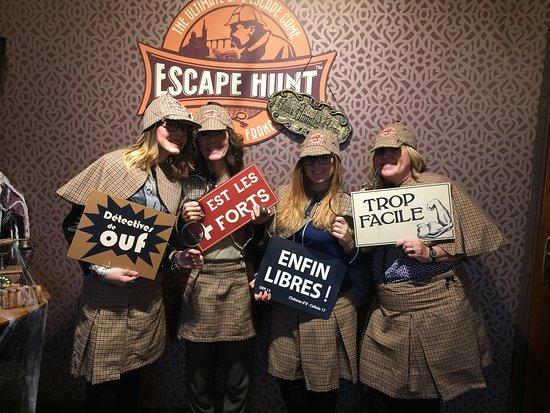 The Escape Hunt