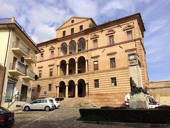 Antica struttura dell'Ospedale