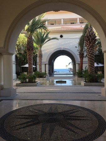 Entrance of the Resort DREAMS