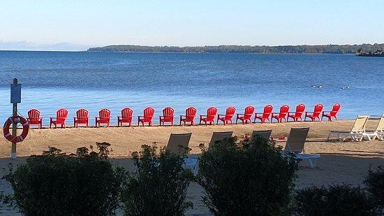 Cherry Tree Inn & Suites: Lake Michigan