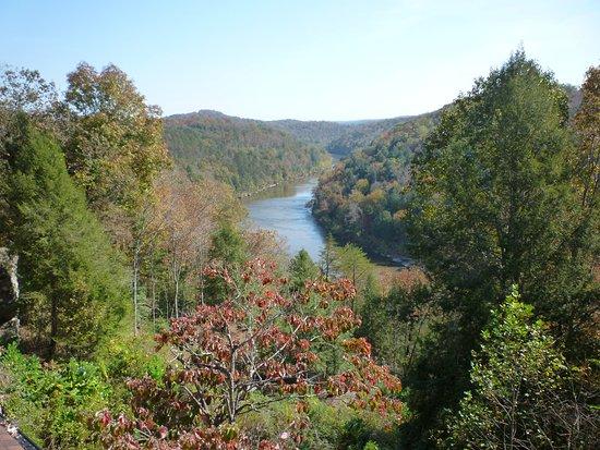 Cumberland Falls State Resort Park: Cumberland River