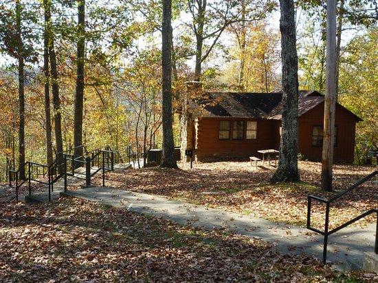 Genial Cumberland Falls State Resort Park: Cabin Rental